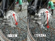 画像1: 【ホンダ純正】 ブレーキ強化アーム(延長ブレーキアーム)  (1)