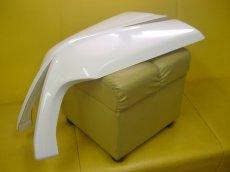 画像2: ジャイロX用ポン付 オーバーフェンダー (メイホク製) (2)