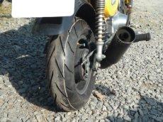 画像2: DURO 8インチワイドタイヤ  (2)
