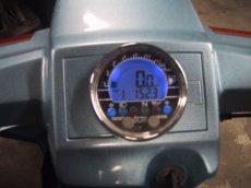 画像3: 多機能デジタルメーター (ガソリンメーター付)  (3)