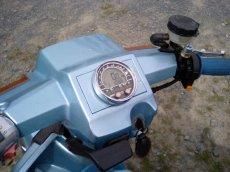画像2: 多機能デジタルメーター (ガソリンメーター付)  (2)
