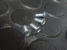 画像1: デメキンウインカーベース用ボルトセット  (1)