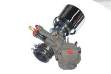 画像4: ヨシムラYD-MJN24キャブレター専用 パワーフィルターアダプター  (4)