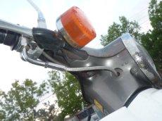 画像2: ステンレスメッシュスロットルケーブル [スーパーカブ キャブ車用ノーマル長]  (2)