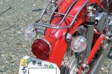 画像4: 砲弾型クリアウインカーレンズ 丸目スーパーカブ93年〜 後期型  (4)