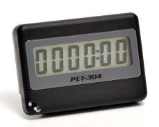 画像2: デジタルタコメーター (PET-304) 難しい配線一切不要!:6v&12V使用可 セッティング・レースなどにも最適!  (2)
