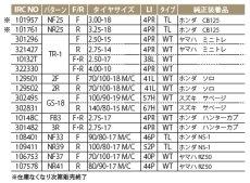 画像6: [在庫限り] 【TR1】 IRC(アイアールシー)  (6)