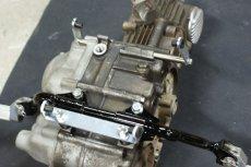 画像11: レース用アンダーカウルキット [カブ・モンキー等の横型エンジン搭載車対応]  (11)