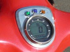 画像1: カブ用LCDスピード&タコメーター  (1)