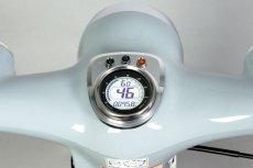 画像2: カブ用LCDスピード&タコメーター  (2)