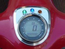 画像6: カブ用LCDスピード&タコメーター  (6)