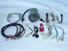 画像9: カブ用LCDスピード&タコメーター  (9)