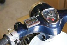 画像4: デジタルタコメーター (PET-2000DXR) 難しい配線は一切不要!:6v&12V使用可・ピークホールド付 セッティング・レースなどにも最適!  (4)