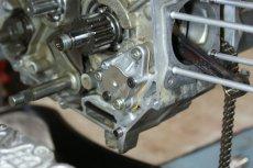 画像3: オイルポンプ用 低頭ボルト  (3)