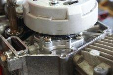 画像4: オイルポンプ用 低頭ボルト  (4)
