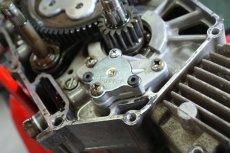 画像2: オイルポンプ用 低頭ボルト  (2)