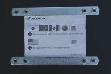 画像3: 【ホンダ純正】 ラゲージボックス取付アタッチメント※アイリスボックスにも使えます  (3)