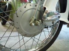 画像7: フロントフォーク サブダンパーキット(ボトムリンク車用) カブ90デカドラムにも小加工で装着可能  (7)
