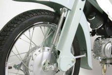画像4: フロントフォーク サブダンパーキット(ボトムリンク車用) カブ90デカドラムにも小加工で装着可能  (4)