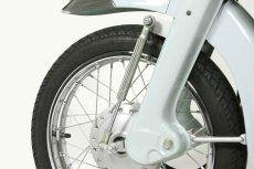画像3: フロントフォーク サブダンパーキット(ボトムリンク車用) カブ90デカドラムにも小加工で装着可能  (3)