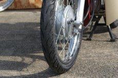 画像7: 【ホンダ純正流用ブレーキ強化】 スーパーカブ用フロントブレーキ大径ドラムキット(通称デカドラム)  (7)