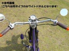 画像6: インジゲーターランプ付スピードメーター [φ60・機械式]ブラックパネル  (6)