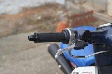 画像4: レトロハイスロキット※ビックキャブ対応・ドラムブレーキ用・アルミバレル  (4)