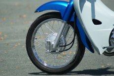 画像4: 【ホンダ純正流用ブレーキ強化】 スーパーカブ用フロントブレーキ大径ドラムキット(通称デカドラム)  (4)