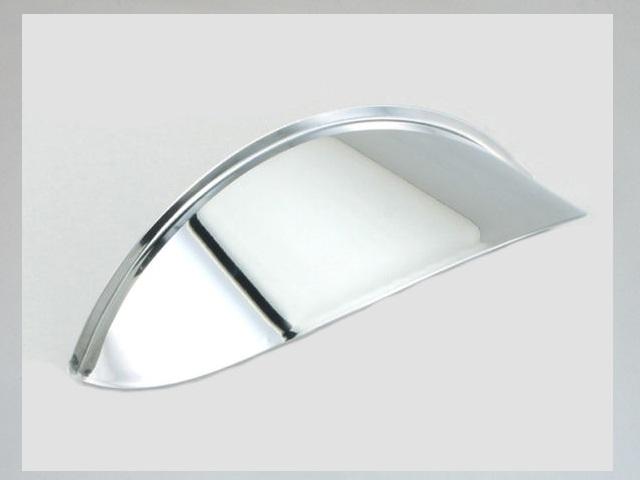画像1: ロングヘッドライトバイザー(7cm)通称 ピヨピヨ  (1)