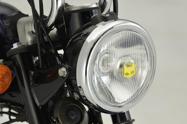 画像1: 【マーシャル】モンキー・エイプ用ヘッドライト 「クリアーレンズ」  (1)