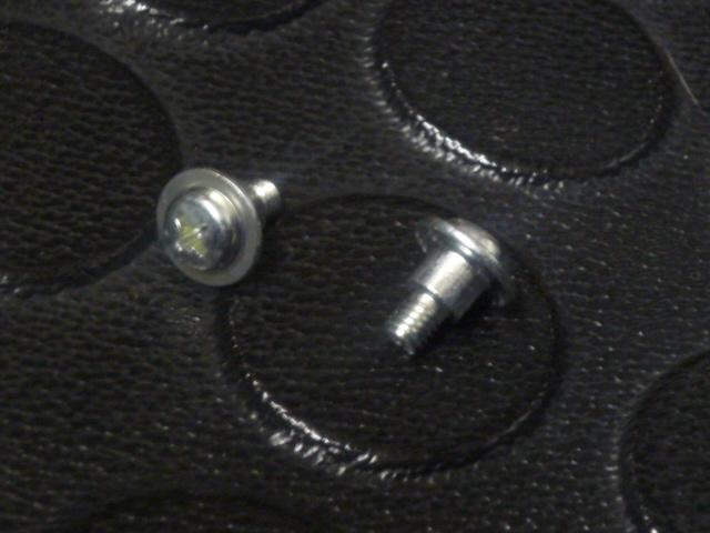 画像1: 【ホンダ純正】 ヘッドライトリム用  特殊ボルトセット  (1)
