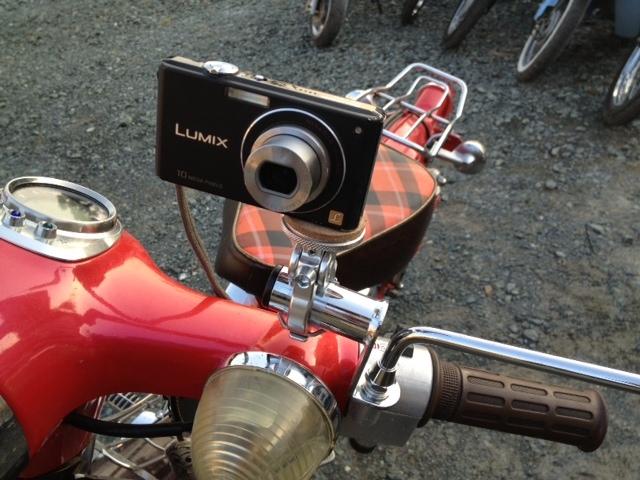 画像1: カメラホルダー (1)