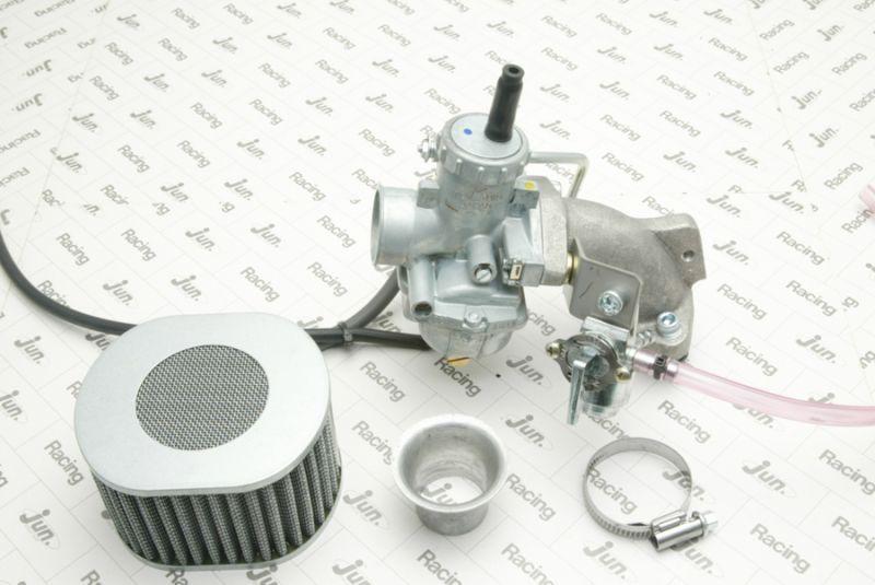 画像1: カブ用PC20フルセット(キャブレター装着キット)  (1)
