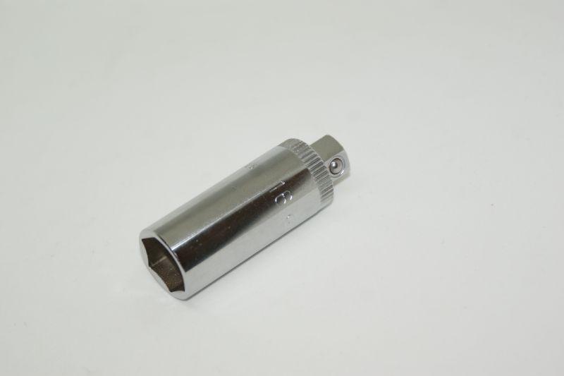 画像1: 小型プラグレンチ[16mm] ※Gクラフト製ビレットオイルクーラー装着車用  (1)