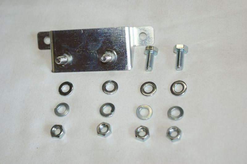 画像1: SPIIハイパワーイグニッションコイル用  装着用ステー  (1)