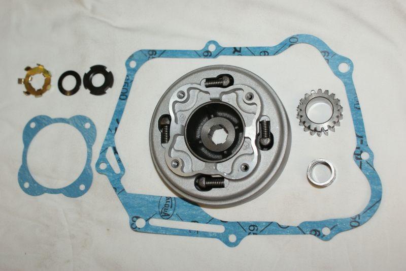 画像1: 3ディスクドライブユニット(強化マニュアルクラッチ)  (1)