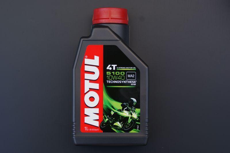 画像1: MOTUL(モチュール) 5100 4T (1)
