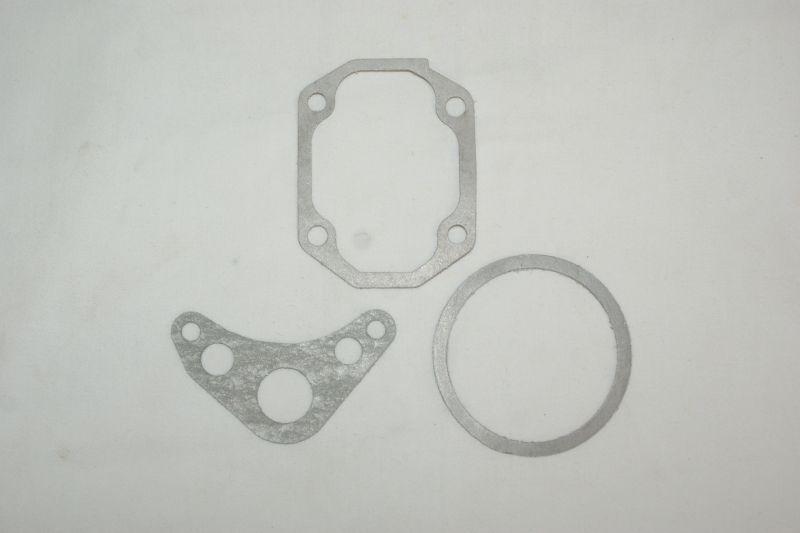 画像1: シリンダーヘッドカバーガスケット3枚セット[12v用・6v用]  (1)