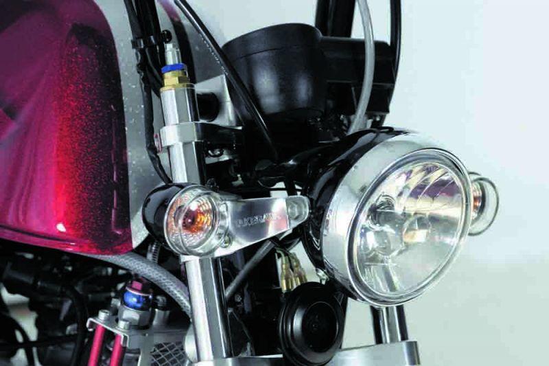 画像1: マルチリフレクターヘッドライト(タイプC)  (1)